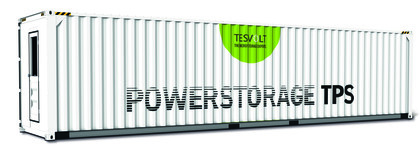 TESVOLT TPS Containerspeicher